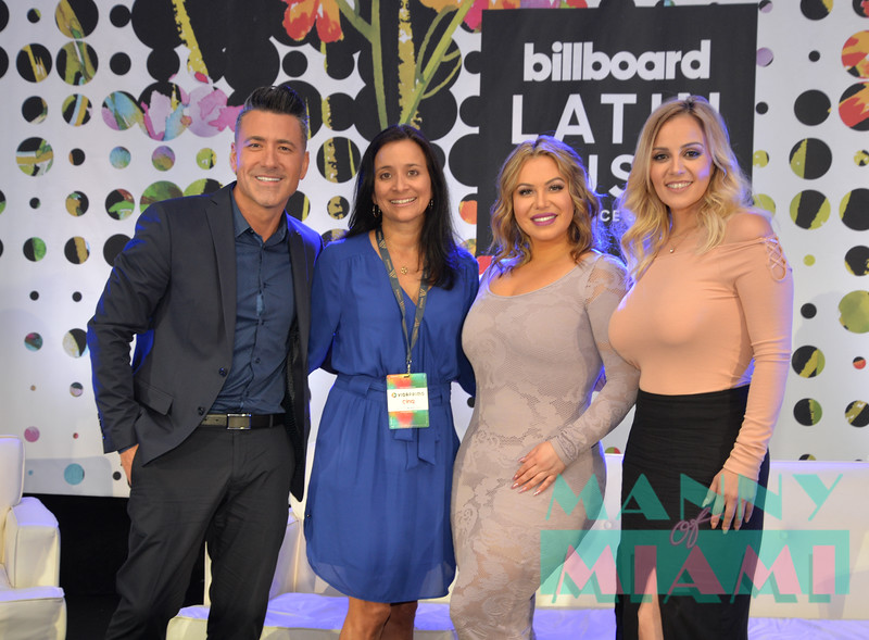 Jorge Bernal, Glenda Pacanins, Chiquis Rivera, Rosie Rivera