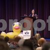 Miss Kay of the television show Duck Dynasty speaks at the 9th annual Call Her Blessed Luncheon hosted by Christian Homes and Family Services Tuesday April 25, 2016 at the Green Acres Baptist Church CrossWalk Conference Center.<br /> <br /> (Sarah A. Miller/Tyler Morning Telegraph)