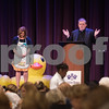 Father Timothy Kelly of St. Mary Magdalene Catholic Church gives the invocation at the 9th annual Call Her Blessed Luncheon hosted by Christian Homes and Family Services Tuesday April 25, 2016 at the Green Acres Baptist Church CrossWalk Conference Center. The event features speakers Alan Robertson, Lisa Robertson and Miss Kay of Duck Dynasty. <br /> <br /> (Sarah A. Miller/Tyler Morning Telegraph)