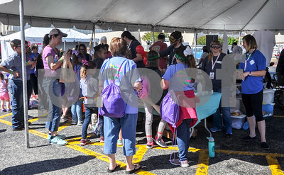 Families gathered for a day of fun and learning at the 6th Annual Tyler Maker Faire on Saturday, April 28. The event was held at The Discovery Science Place and drew more than 1,200 people. (Jessica T. Payne/Tyler Paper)