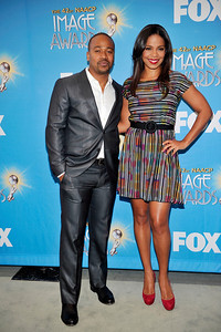 The 42nd NAACP IMAGE AWARDS NOMINATIONS was announced on January 12, 2011 at the Paley Center for Media in Beverly Hills California. Sanaa Lathan, and Columbus Short Valerie Goodloe
