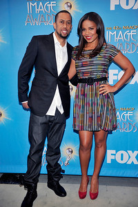 The 42nd NAACP IMAGE AWARDS NOMINATIONS was announced on January 12, 2011 at the Paley Center for Media in Beverly Hills California. Sanaa Lathan, and Affion Crockett Valerie Goodloe