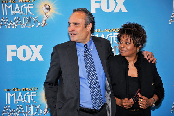 The 42nd NAACP IMAGE AWARDS NOMINATIONS was announced on January 12, 2011 at the Paley Center for Media in Beverly Hills California. Vic Bullock and Clayola Brown Valerie Goodloe