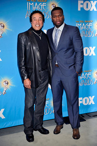 The 42nd NAACP IMAGE AWARDS NOMINATIONS was announced on January 12, 2011 at the Paley Center for Media in Beverly Hills California. Smokey Robinson, and Curtis Jackson Valerie Goodloe
