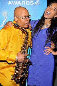 """The 42nd NAACP IMAGE AWARDS """"Pre Gala held at the Pacific Design Center on March 3, 2011. Valerie Goodloe"""