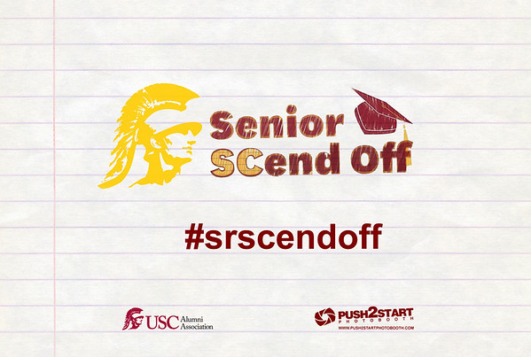 4/30/14 - USC Senior SCend Off