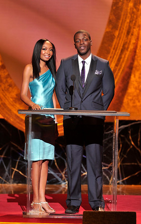 LOS ANGELES CA: The 43rd NAACP IMAGE AWA RDS SHOIW was held at the Shrine Audirorium in Los Angeles California on February 17, 2012.(Photo by Valerie Goodloe)