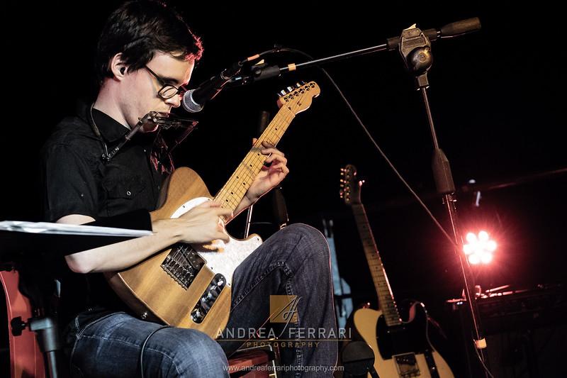 Modena Blues Festival 2018 - 44 Blues e Noè Socha - 21