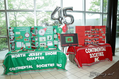 45 North Jersey Shore Chapter Continental Societies Inc. 45th May 14 2016