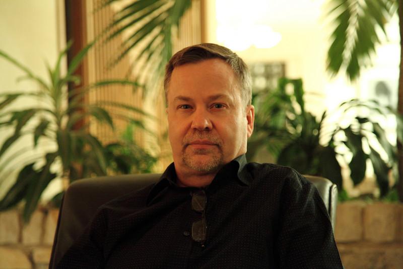 David Cook.  A friend!