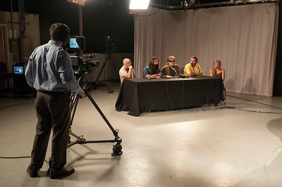 48 HR Film Project Charlotte Media Day @ TV Access 21 8-5-15