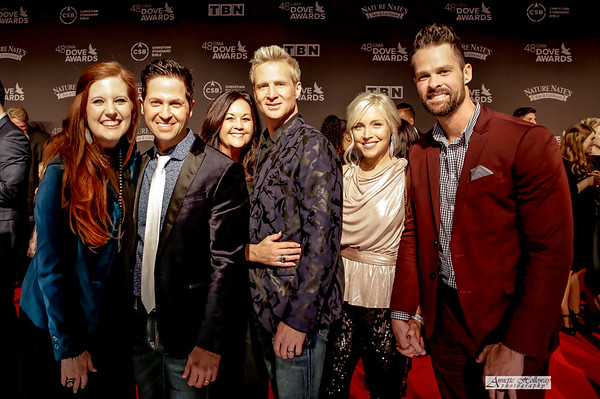 Some of the Gaither Vocal Band