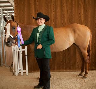 4H District Division Horse Show 2012