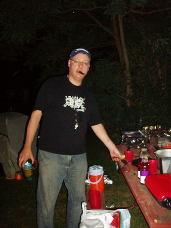 4th Annual 1st  Annual Camping Trip 2008