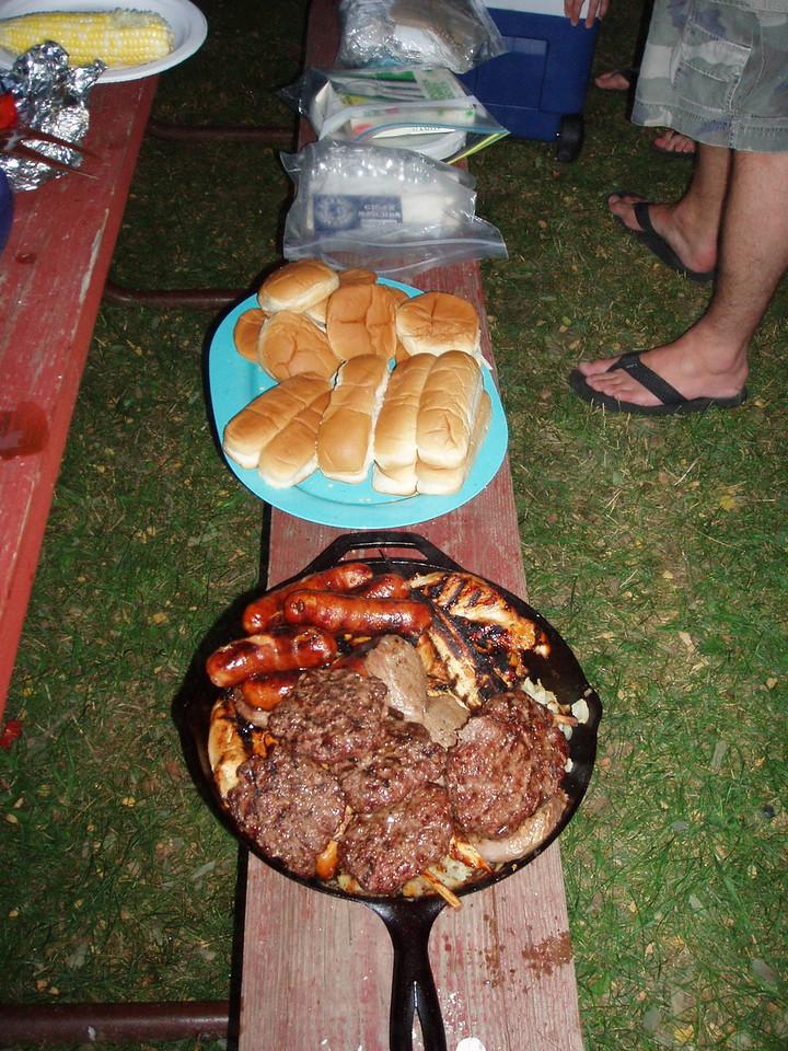 Meat Fest, '08.