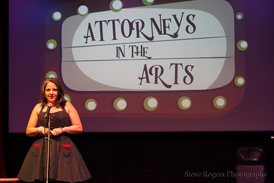 AAABA's 4th Annual Attorneys in the Arts 7/27/2017