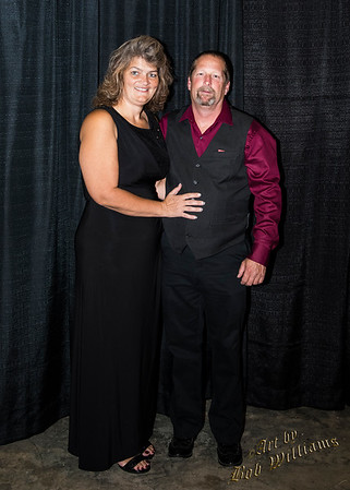 Couple at Dancing Stars