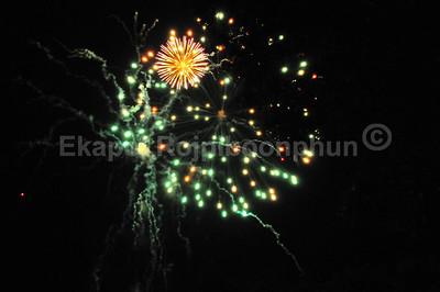 4th of July Fireworks, Happy Birthday America, Foster City, California