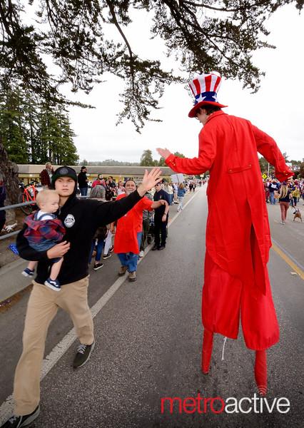 Aptos | World's Shortest 4th of July Parade | 2018