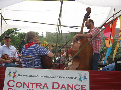 4th of July Bloomington Contra Dance
