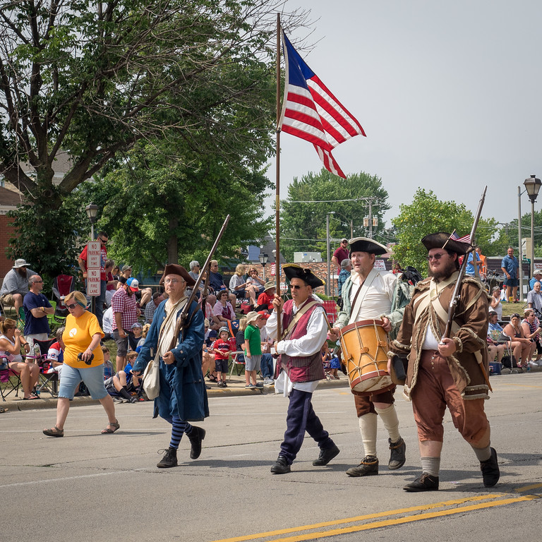 4th of July Parade; Brookfield, IL; 2017