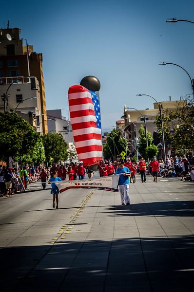 4th of July Parade 2015 Monterey CA