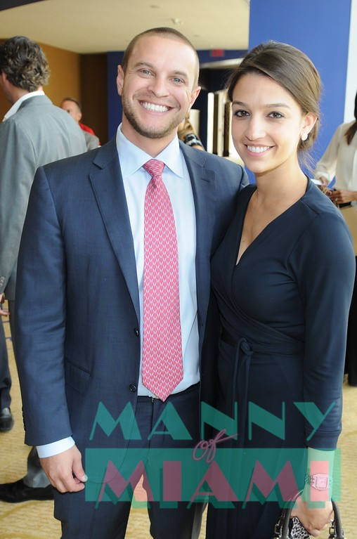 Alex and Melanie Fernandez