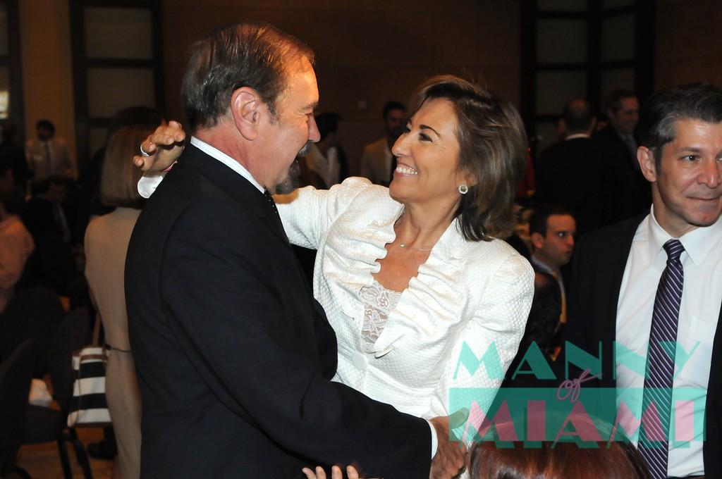Jorge Perez, Rosa Sugranes
