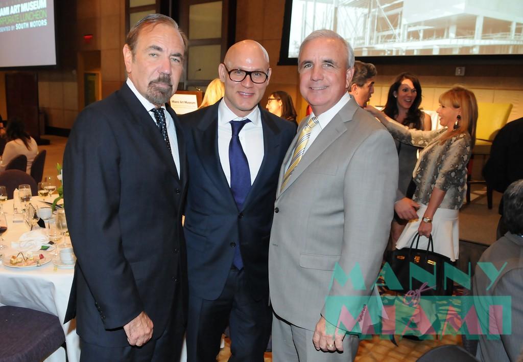 Jorge Perez, Craig Robins