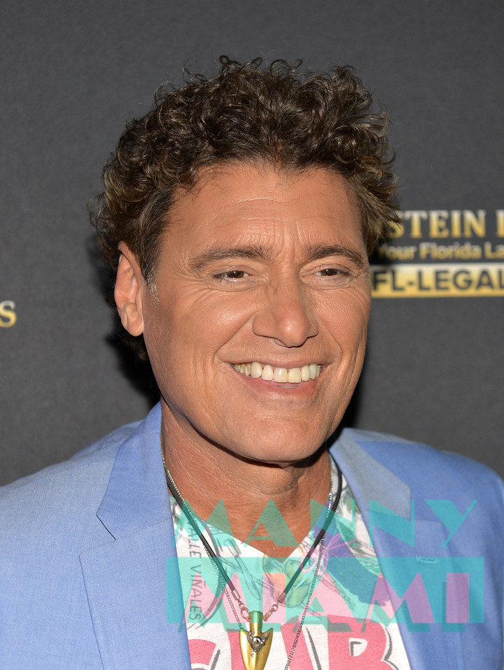 MIAMI, FL - MAY 17: Steven Bauer at opening night of the live stage production of '¿Que Pasa, USA? Today...40 Years Later' on May 17, 2018 in Miami, Florida. (Photo by Manny Hernandez)