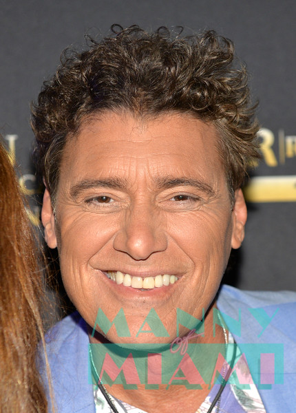MIAMI, FL - MAY 17: Steven Bauer at opening night of the live stage production of '¿Que Pasa, USA? Today...40 Years Later' on May 17, 2018 in Miami, Florida.<br /> (Photo by Manny Hernandez)