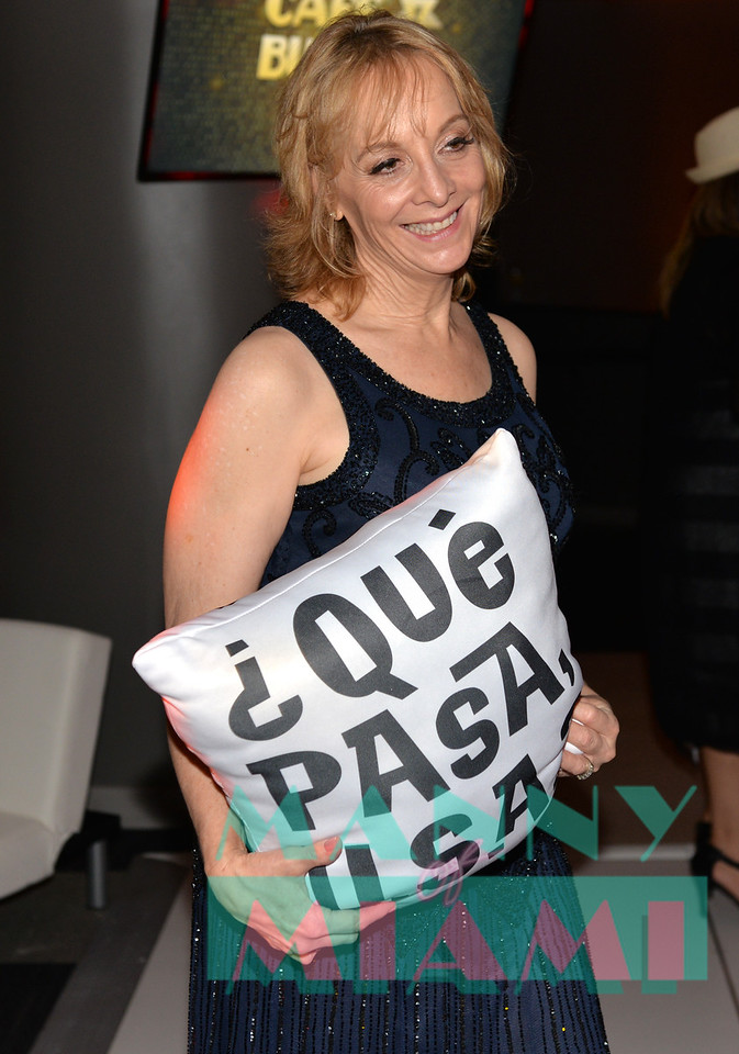 MIAMI, FL - MAY 17: Barbara Ann Martin at opening night of the live stage production of '¿Que Pasa, USA? Today...40 Years Later' on May 17, 2018 in Miami, Florida. (Photo by Manny Hernandez)
