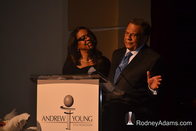 5-18-14  The Andrew J. Young Foundation -  Pass On Blessings Awards Ceremony