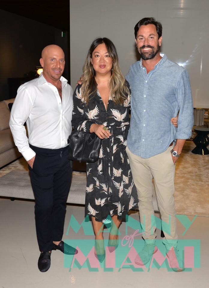 Matthew Lieberman, Annhy Shim-Morel, Michael Morel