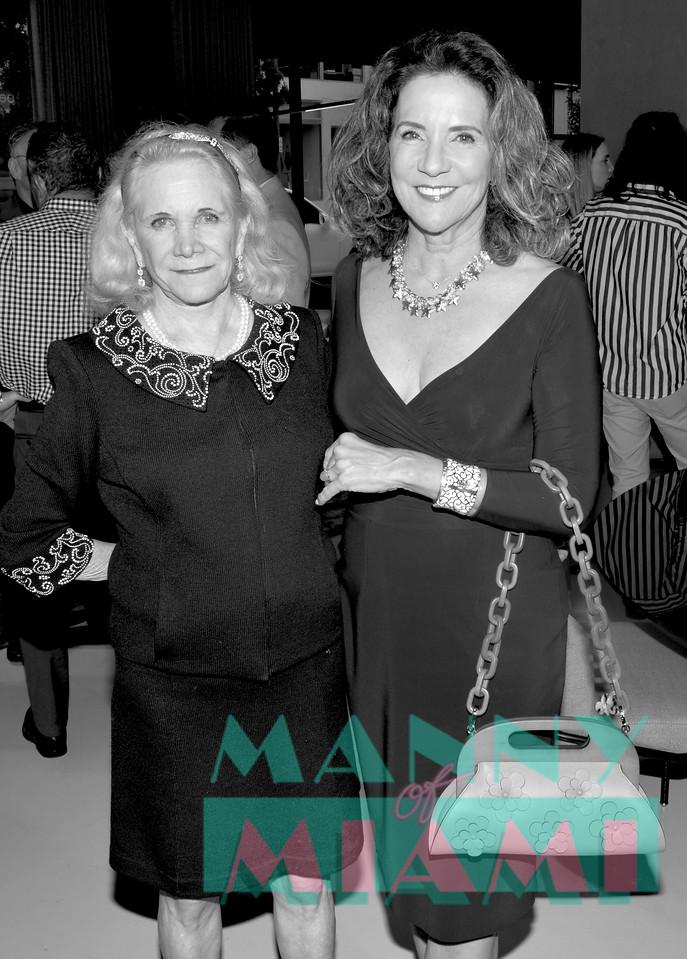 Yvonne Damiano Eldredge, Linda Levy Goldberg