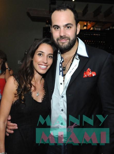Lauren Gnazzo, Tito Gaudenzi