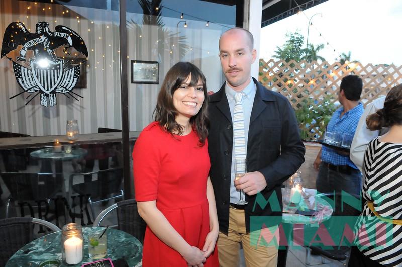 Trina Sargosky and Scott Hocker