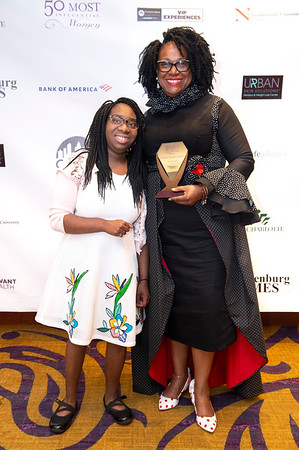 Rubie Regina Britt-Height 50 Most Influential Women @ Hilton Center City 4-26-19 by Jon Strayhorn