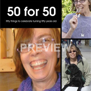 50 for 50 photo book