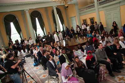 Commonwealth Seminar 17th Graduation - Celebrating 500 Graduates in Five Years.  August 2009.