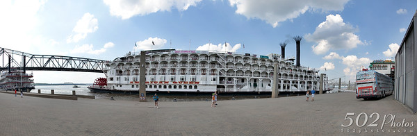 American Queen Panoramic