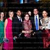 Photo © Tony Powell. Art In Embassies 50th Anniversary Gala. Kogod Coutyard. November 30, 2012