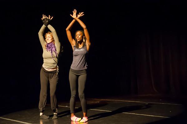 Alumni Dance performance photos by Steven Whitsett