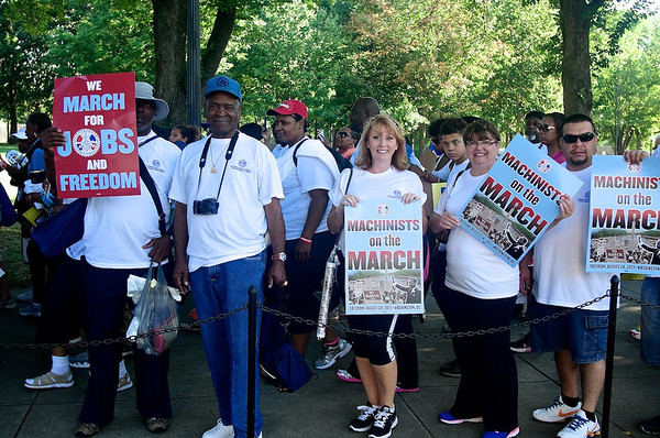 CCJI March on Washington.