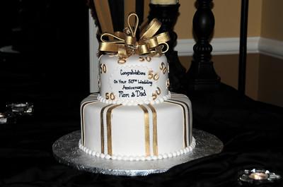 50th Wedding Anniversary Chief & Tish