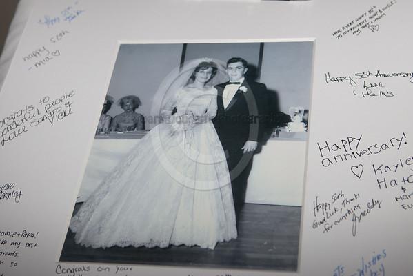 Hatch 50th Wedding Anniversary