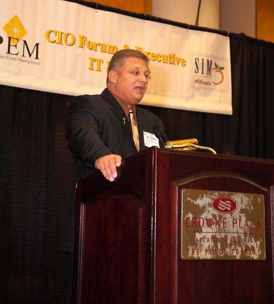 Marc Di Francisco, President, CIO Forum & Executive IT Summit