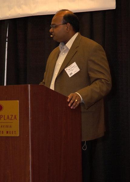 Moderator: Dr. Ravi Kalakota, Managing Partner & VP Strategy & Solution Management for Global Commercial Industries, Unisys