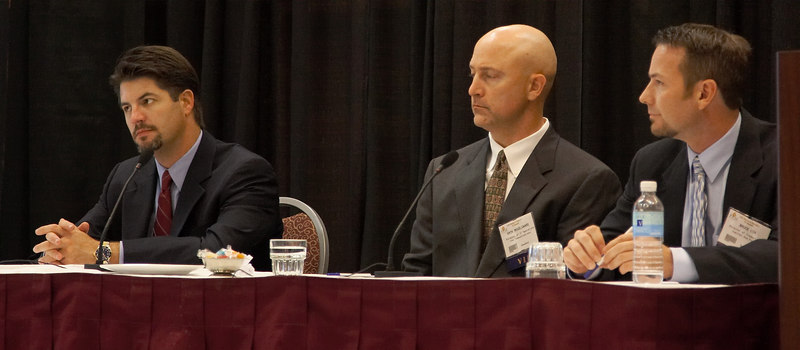 Panelists: Bruce Cox, Director of Production Operations, Capital One Finance; Erik Mogelgaard, Director of IT Operations, Cox Communications; Biney Dillon, ITSM Solutions Architect, Mercury Interactive