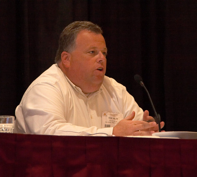 Rick Allen, IT Director, Gwinnett Health Systems